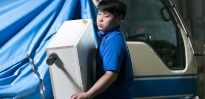 神奈川県の住宅・建材運送No.1の大松運輸だからできる。