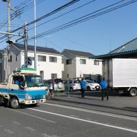 No.17009 瀬谷倉庫入口